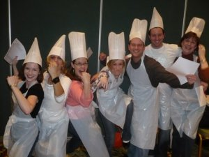 Fun Cooking Team Building